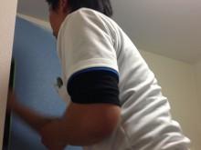 宇和島市 一般のお客様 クロスメイク 子供部屋 コロル・アクセント染色施工事例