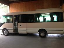 西予市 自動車教習所 マイクロバス 車内全体 内装及びシート ルームクリーニング施工事例