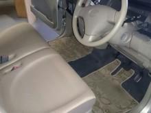西予市 中古車販売店様 車内シート高温水洗浄施工事例