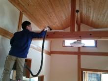 宇和島市 一般のお客様 浴室バスタブ内高圧洗浄クリーニング 高いところ掃除セットプラン施工事例