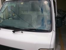 西予市 中古車販売店様 軽トラ たばこヤニ汚れ 脱臭・リフレッシュクリーニング施工事例