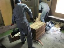 宇和島市 遺品整理業者 一般のお客様 実家 遺品整理  リユース品買取・引取 お片付け 簡易清掃施工事例
