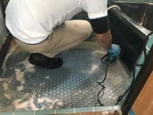 宇和島市 一般のお客様 バスクリーニング・ガラス・網戸クリーニング施工事例