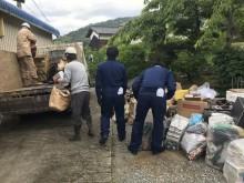 宇和島市 親の家 生前整理 不用品買取・引取不用回収 お片付け施工事例