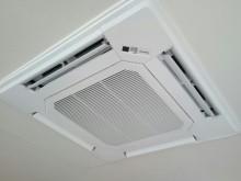宇和島市 一般のお客様 業務用エアコン 天井埋め込み型・壁掛け換気扇クリーニング施工事例