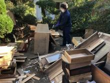 宇和島市 親の家 生前整理 不用品買取・引取 不用回収 お片付け施工事例